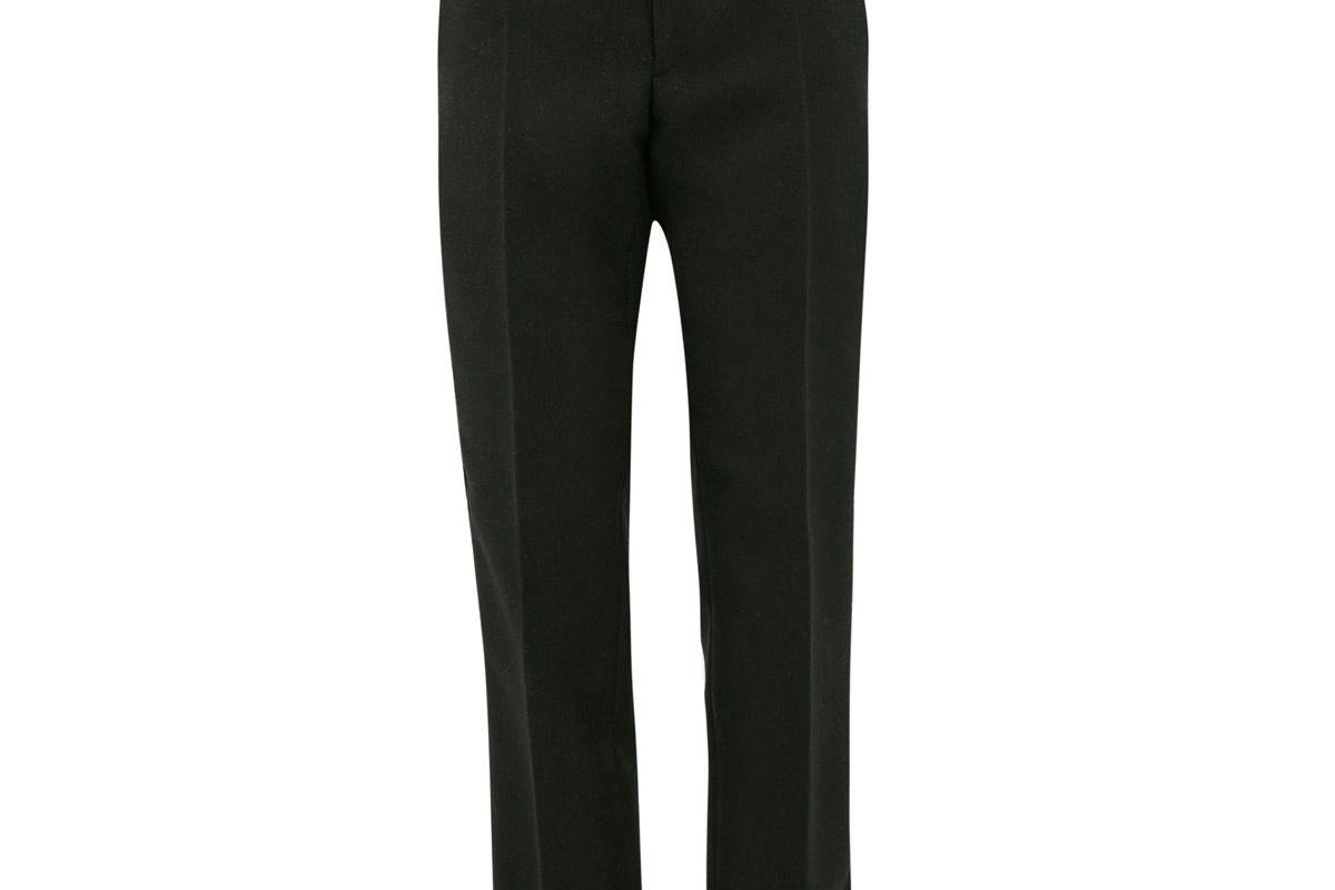 wardrobe nyc release 05 stirrup wool trousers