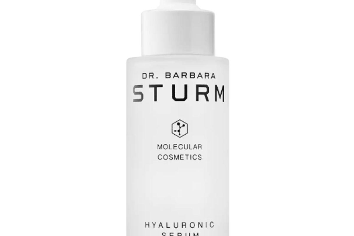 dr barbara strum hyaluronic serum