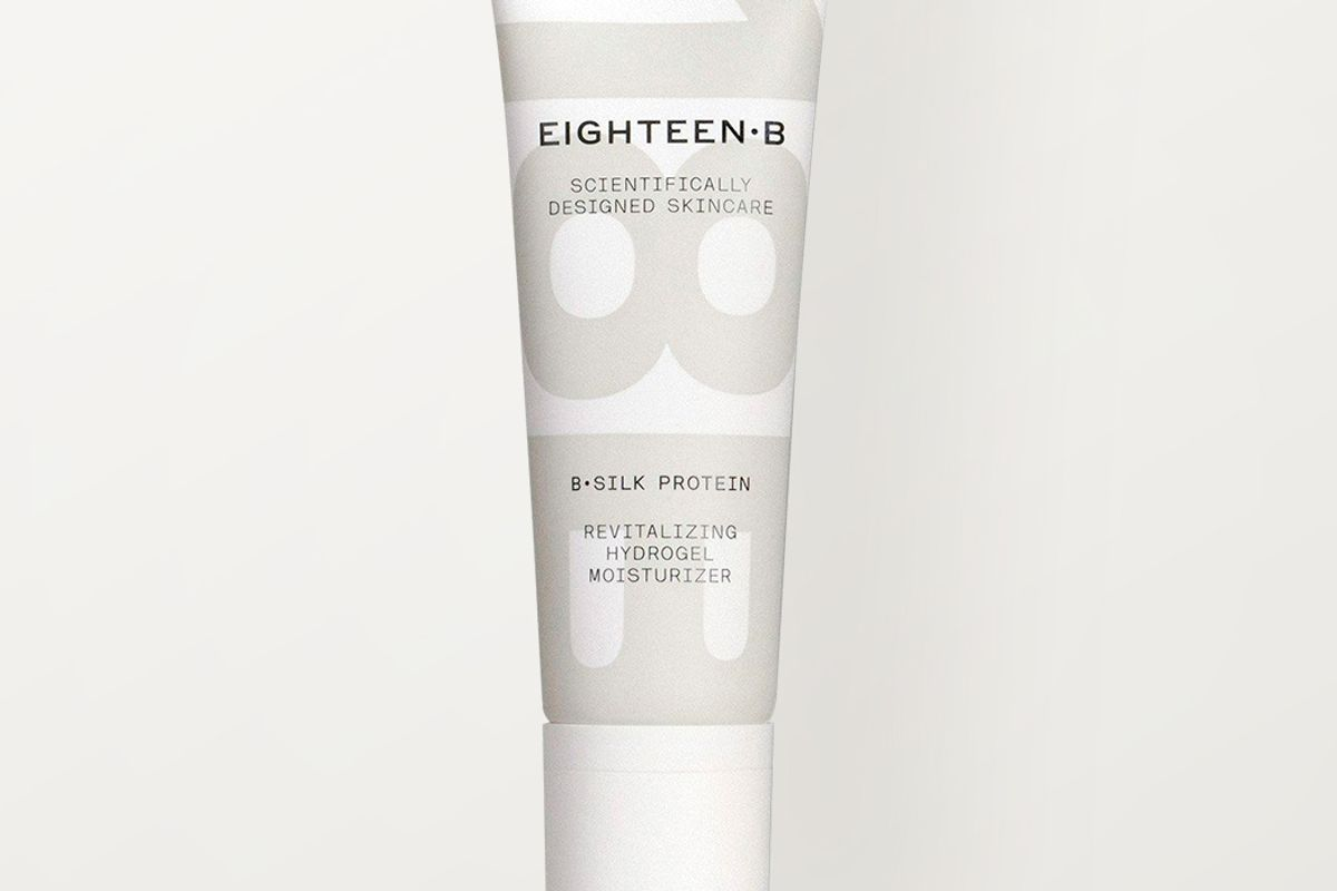 eighteen b revitalizing hydrogel moisturizer