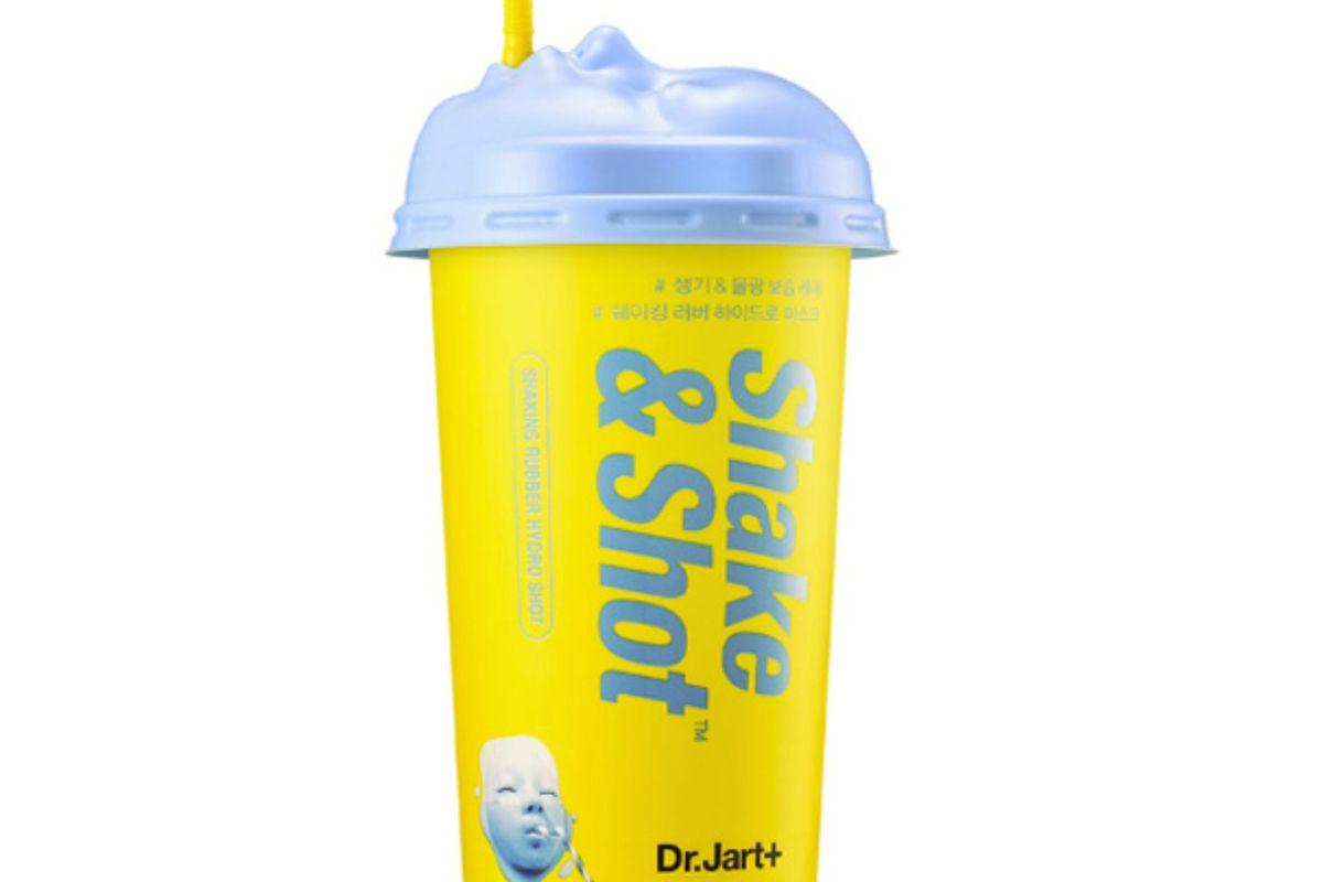 dr jart shake shot rubber hydro mask