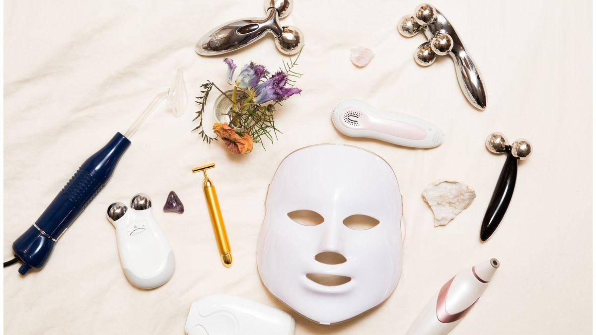 facial beauty tools