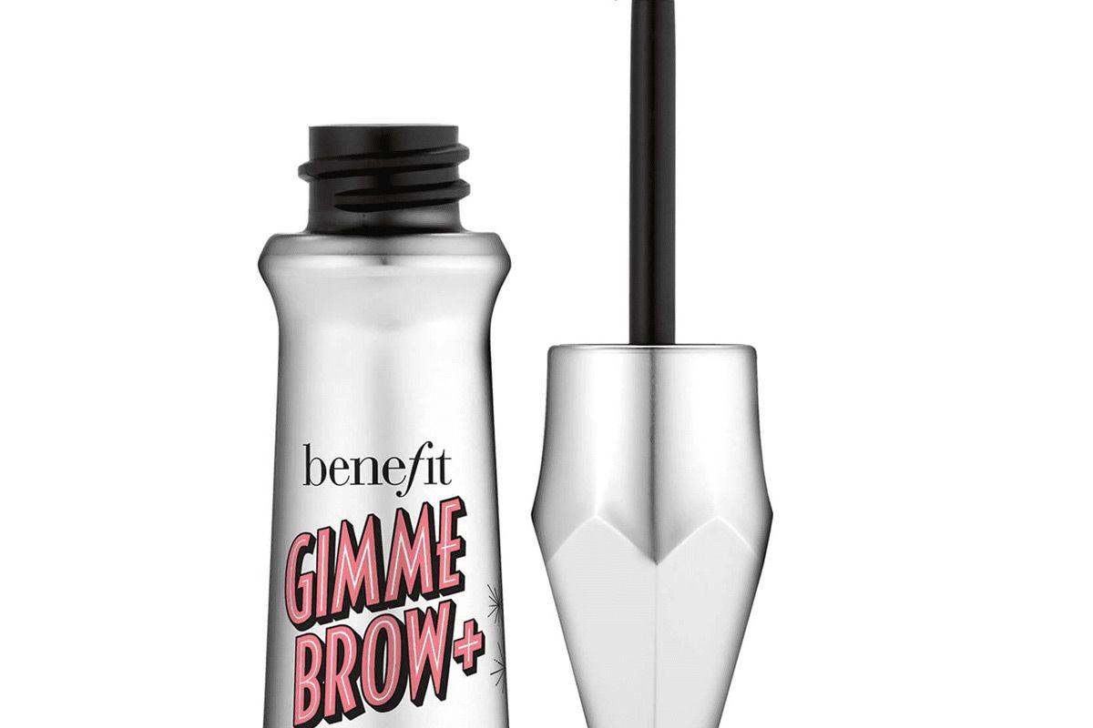 benefit cosmetics gimme brow volumizing eyebrow gel