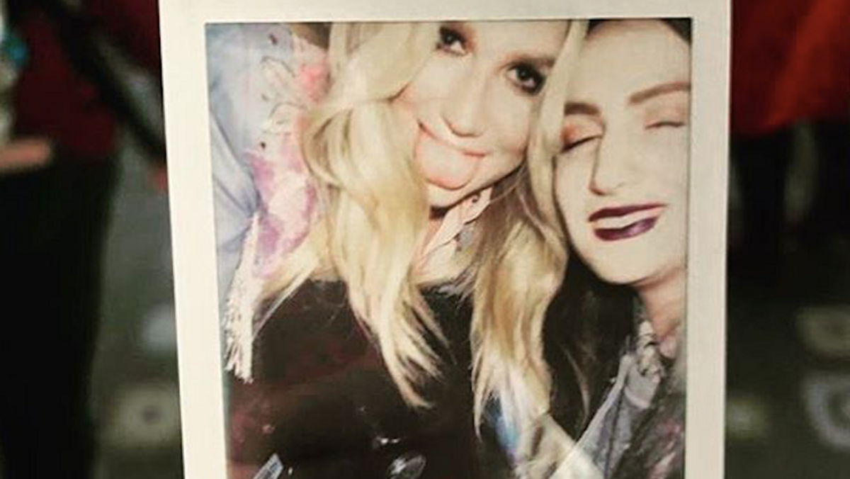 Kesha's Inspirational Instagram Caption Is Something You Should Tell Yourself, Too