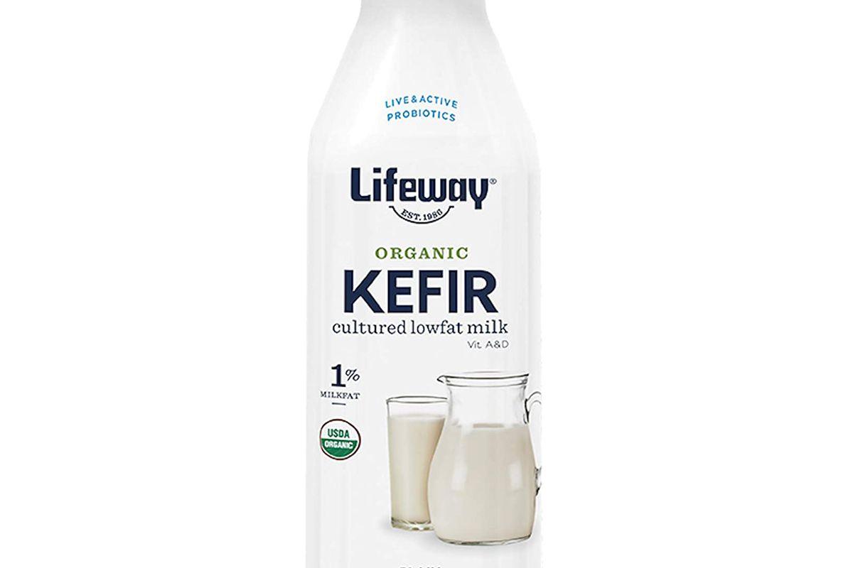 lifeway organic kefir cultured lowfat milk