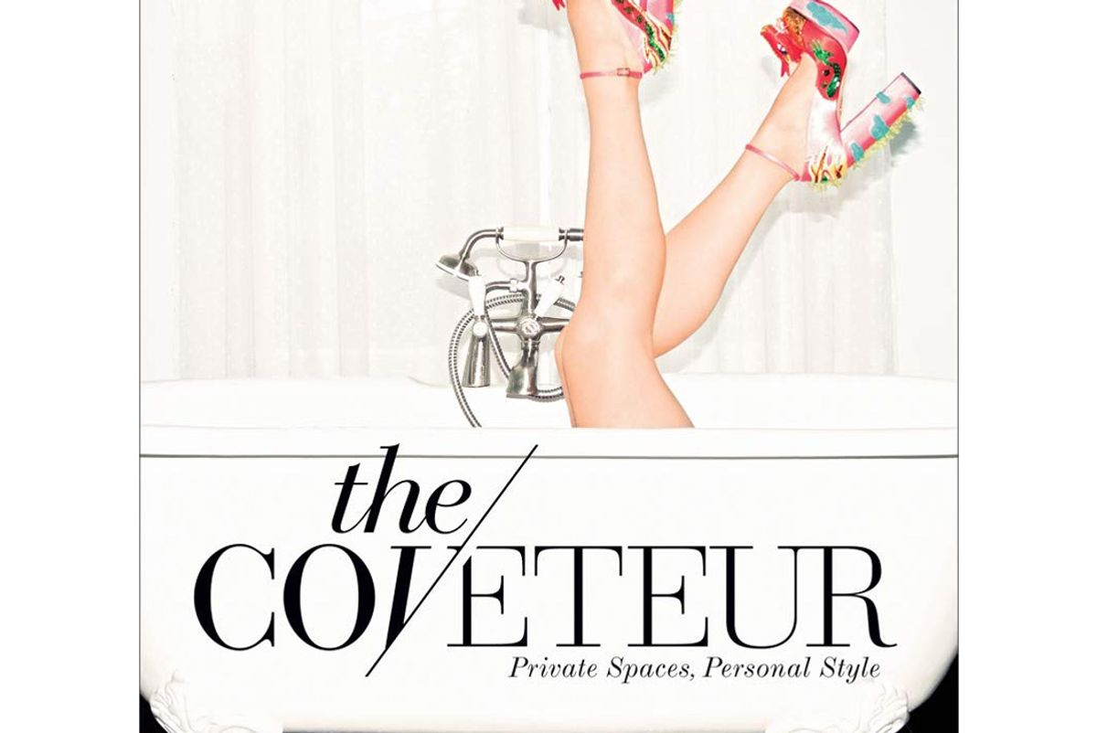 stephanie mark jake rosenberg the coveteur private spaces personal style