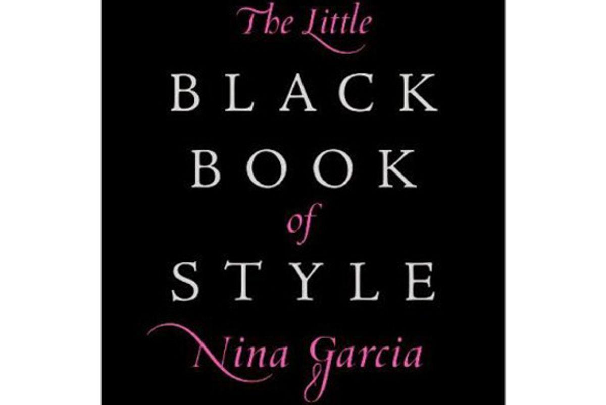 nina garcia the little black book of style