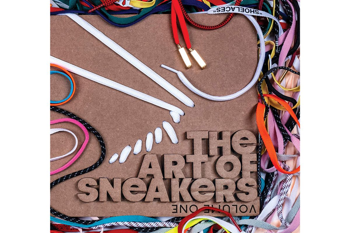 ivan dudynsky the art of sneakers volume one