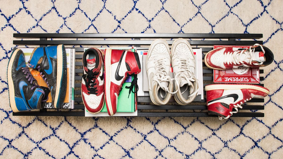 welcome back to sneaker week