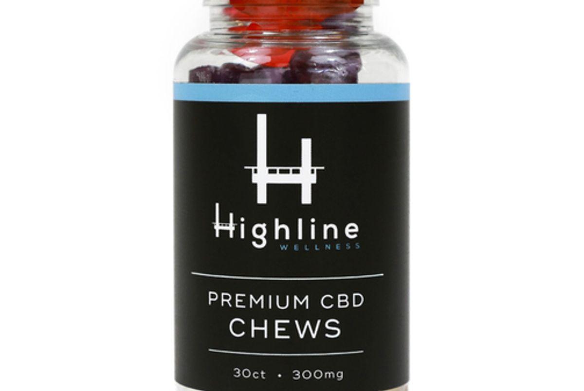 highline wellness cbd chews