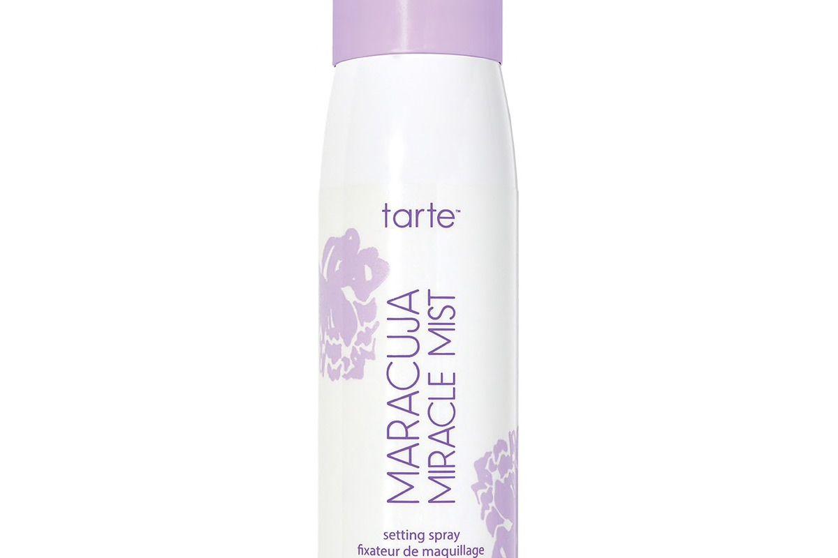 tarte maracuja miracle mist setting spray