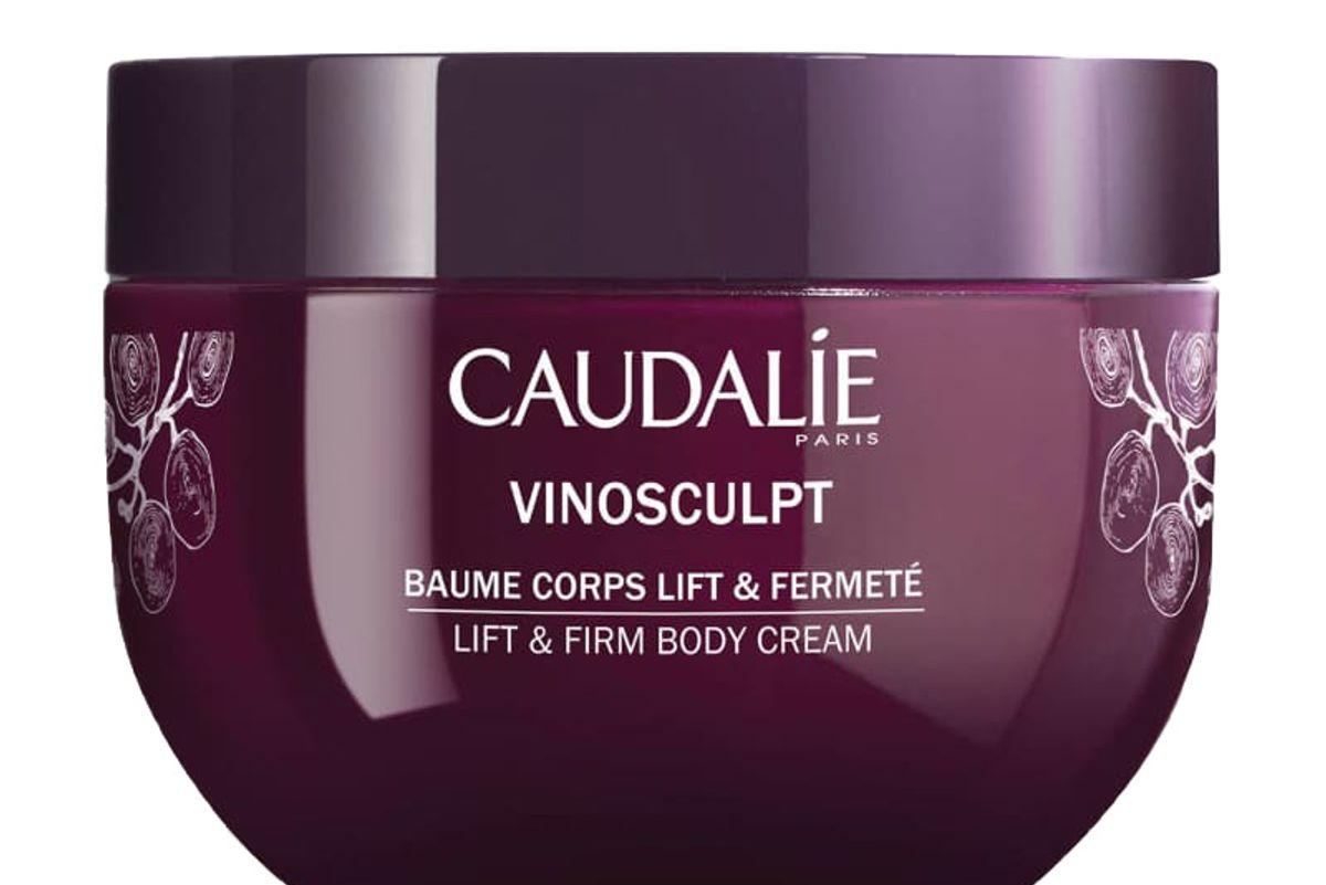 caudalie vinosculpt lift and firm body cream