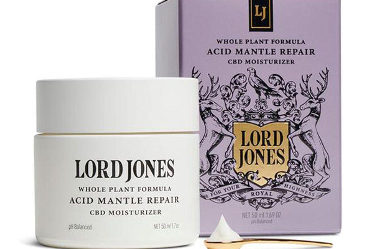 lord jones acid mantle repair cbd moisturizer
