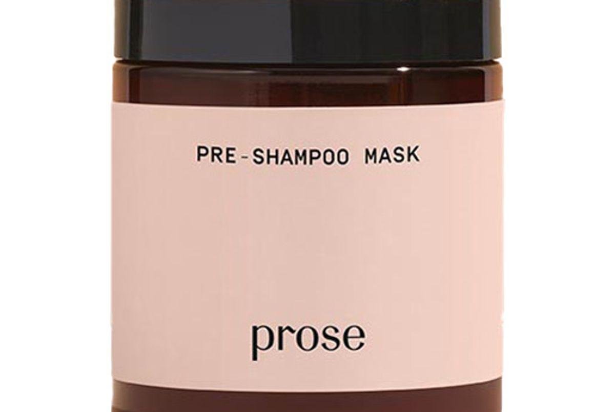 prose pre shampoo scalp mask