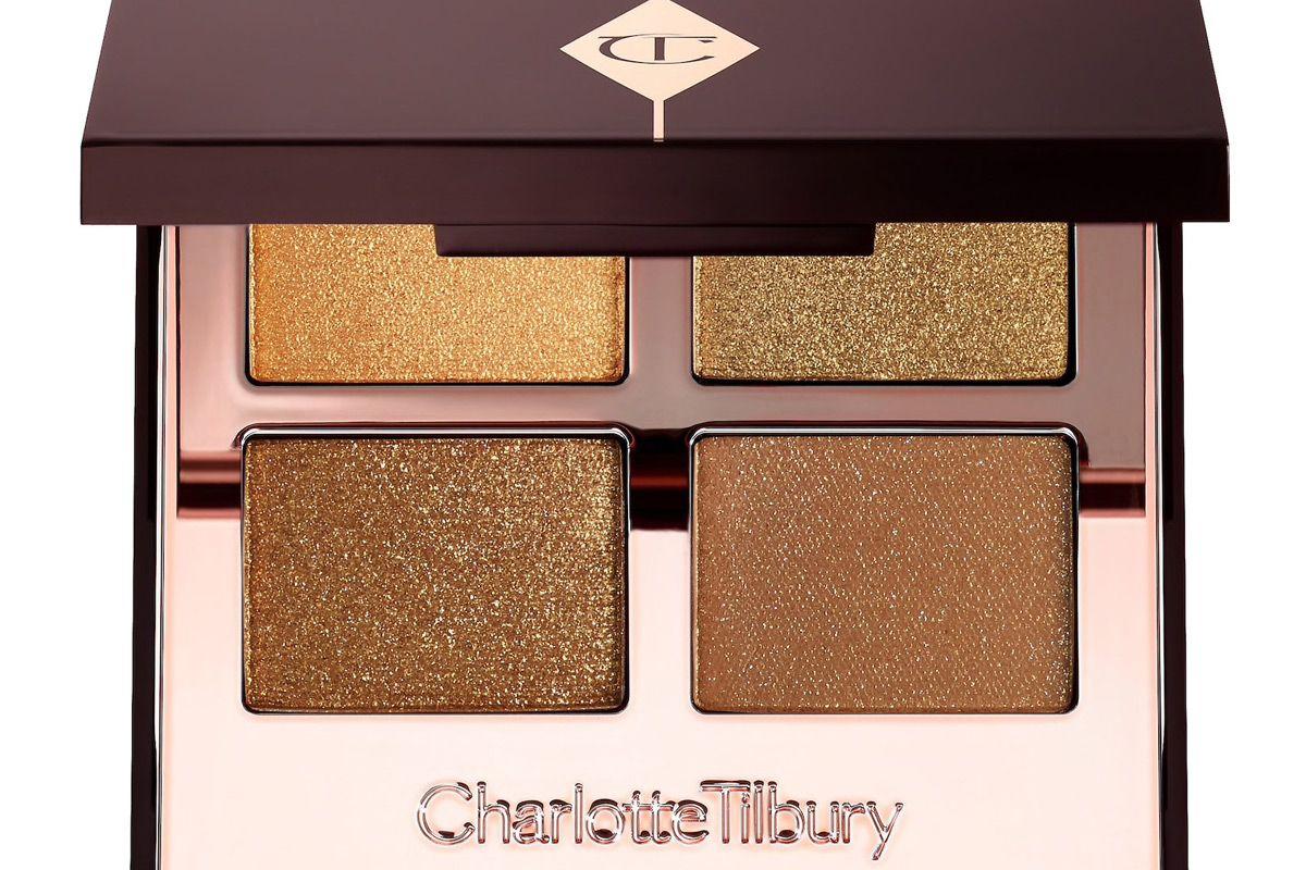 charlotte tilbury luxury eyeshadow palette eye color magic collection