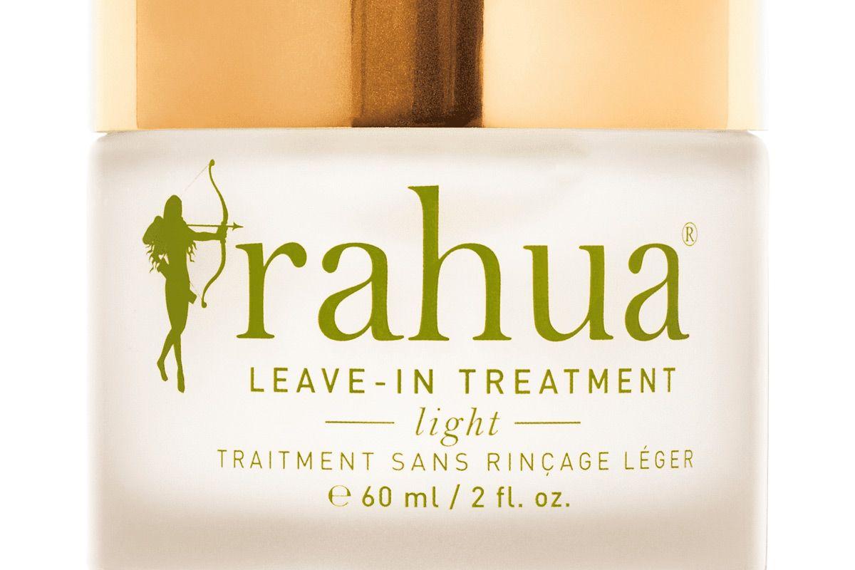 rahua rahua leave in treatment light