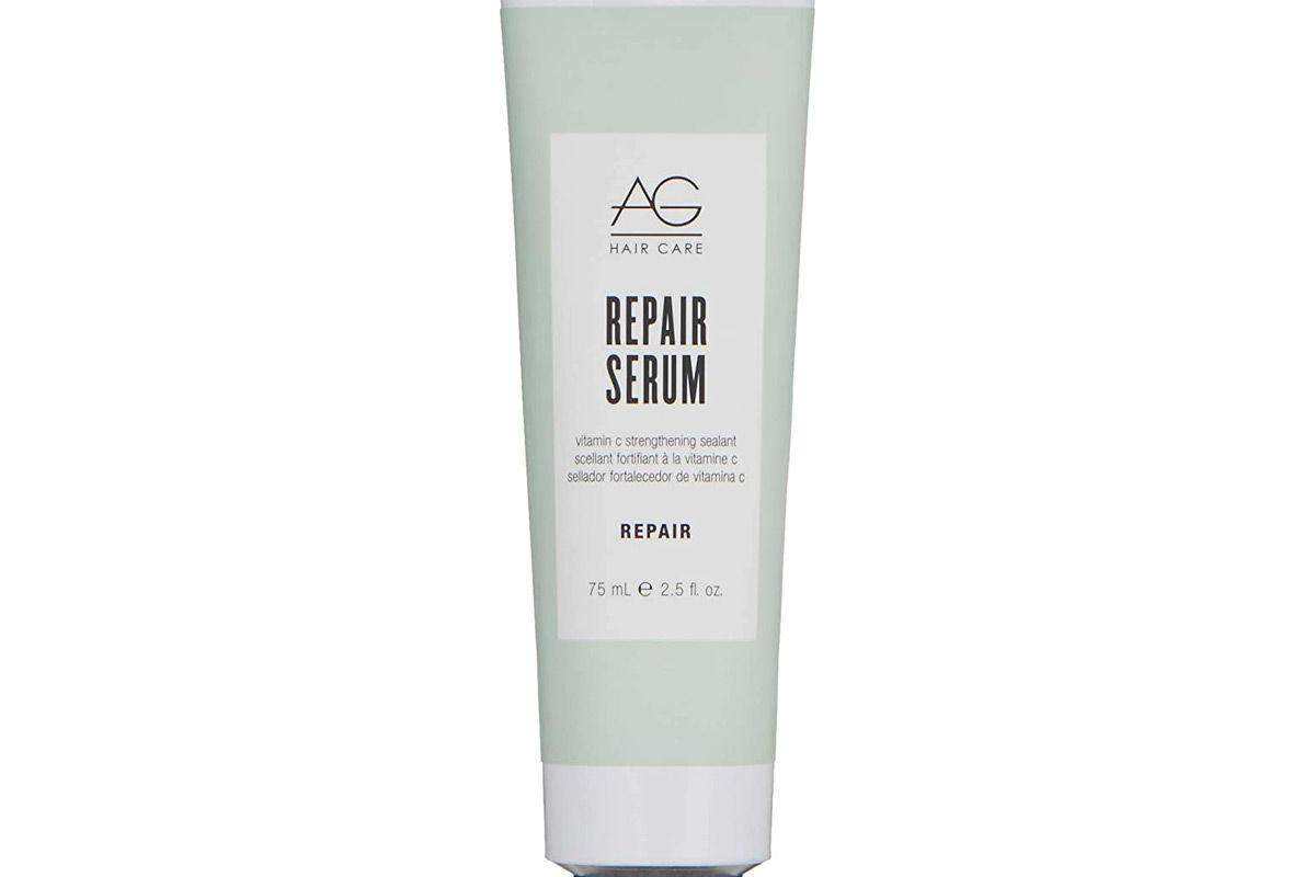 ag hair repair serum vitamin c strengthening sealant