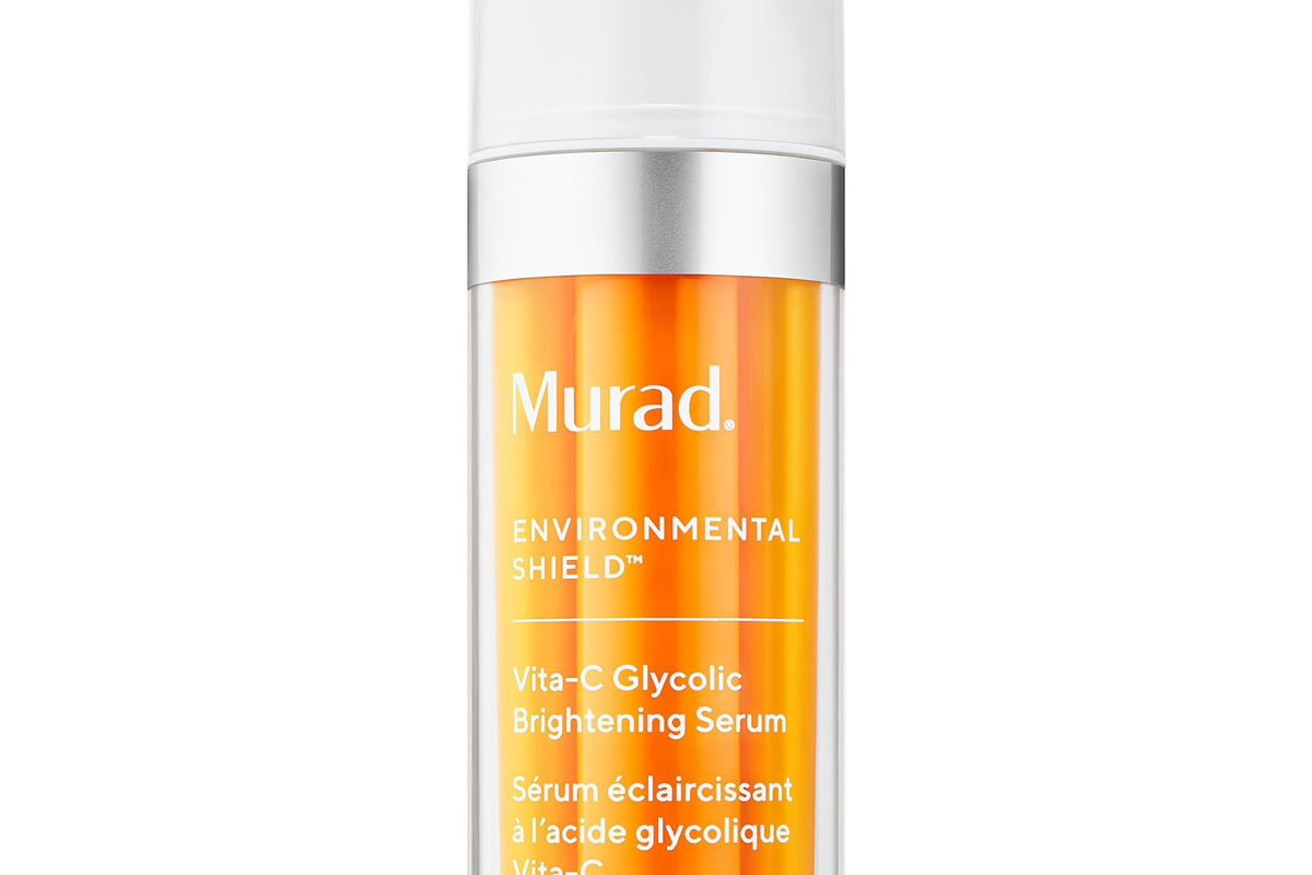 murad vitamin c glycolic brightening serum