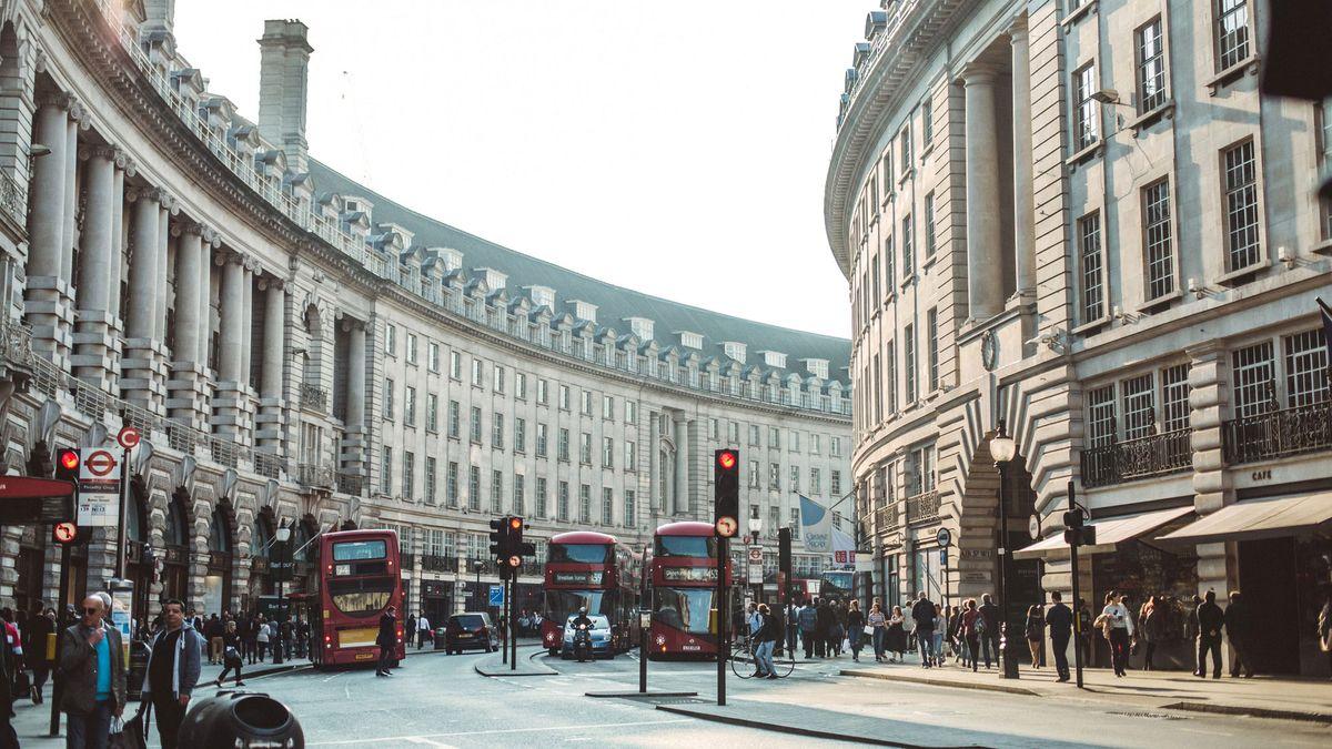 london regent street best restaurants