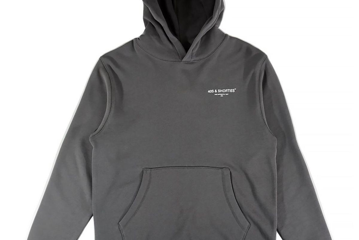 40s and shorties core hoodie
