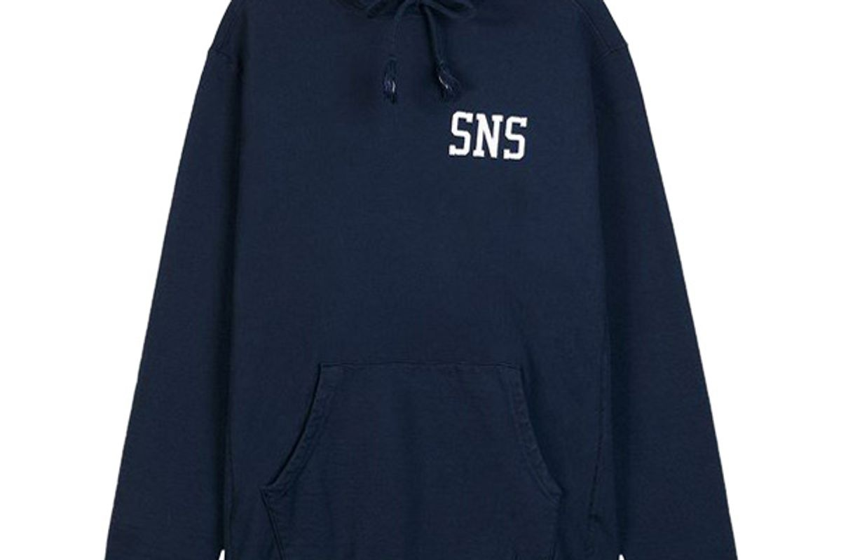 sns bx new york city hoodie