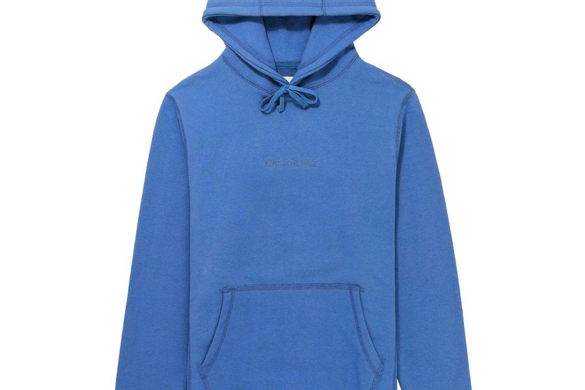 aime leon dore ald logo hoodie