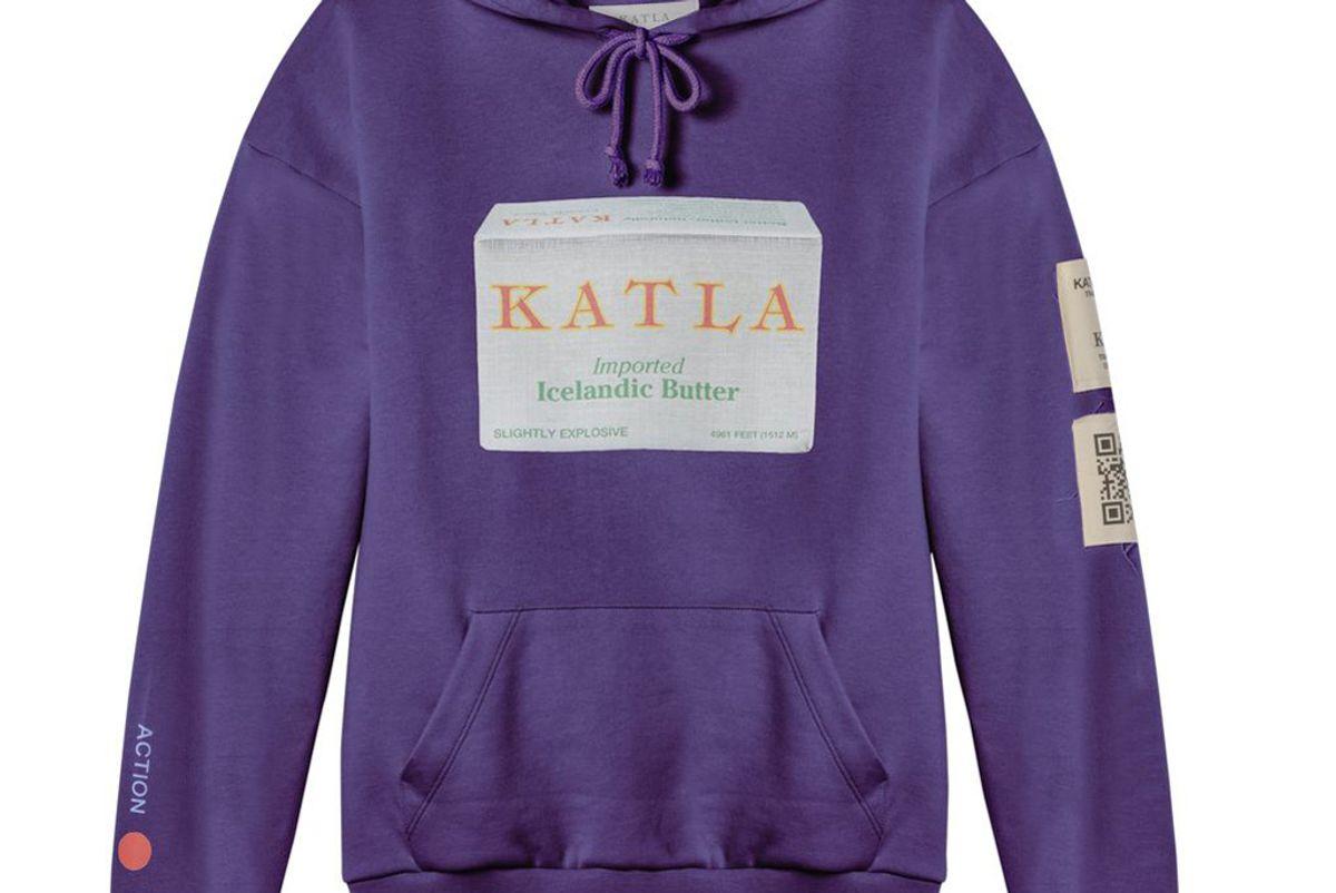 katla butter hoodie