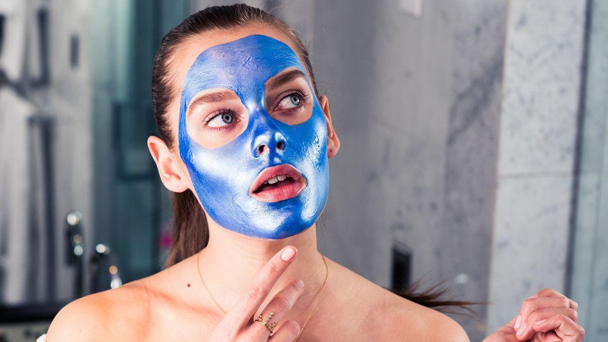 clarifying face masks