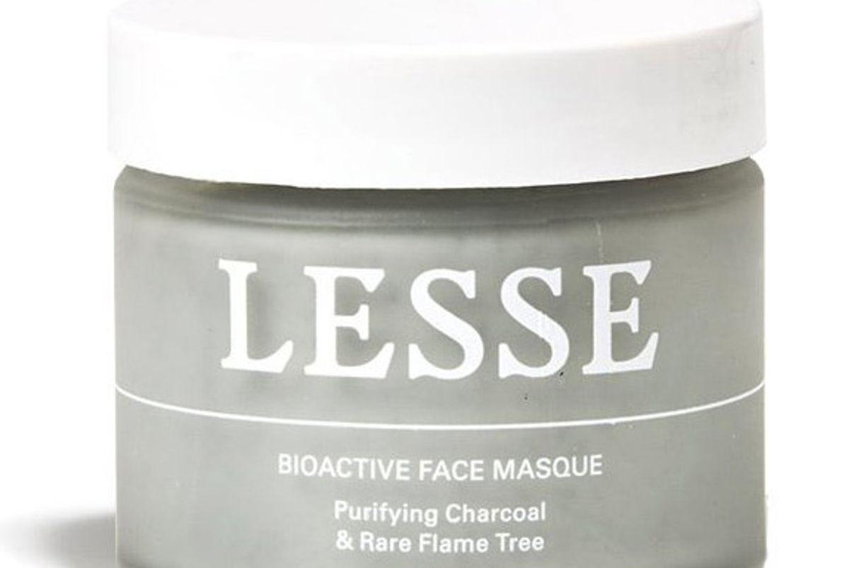 lesse bioactive face masque