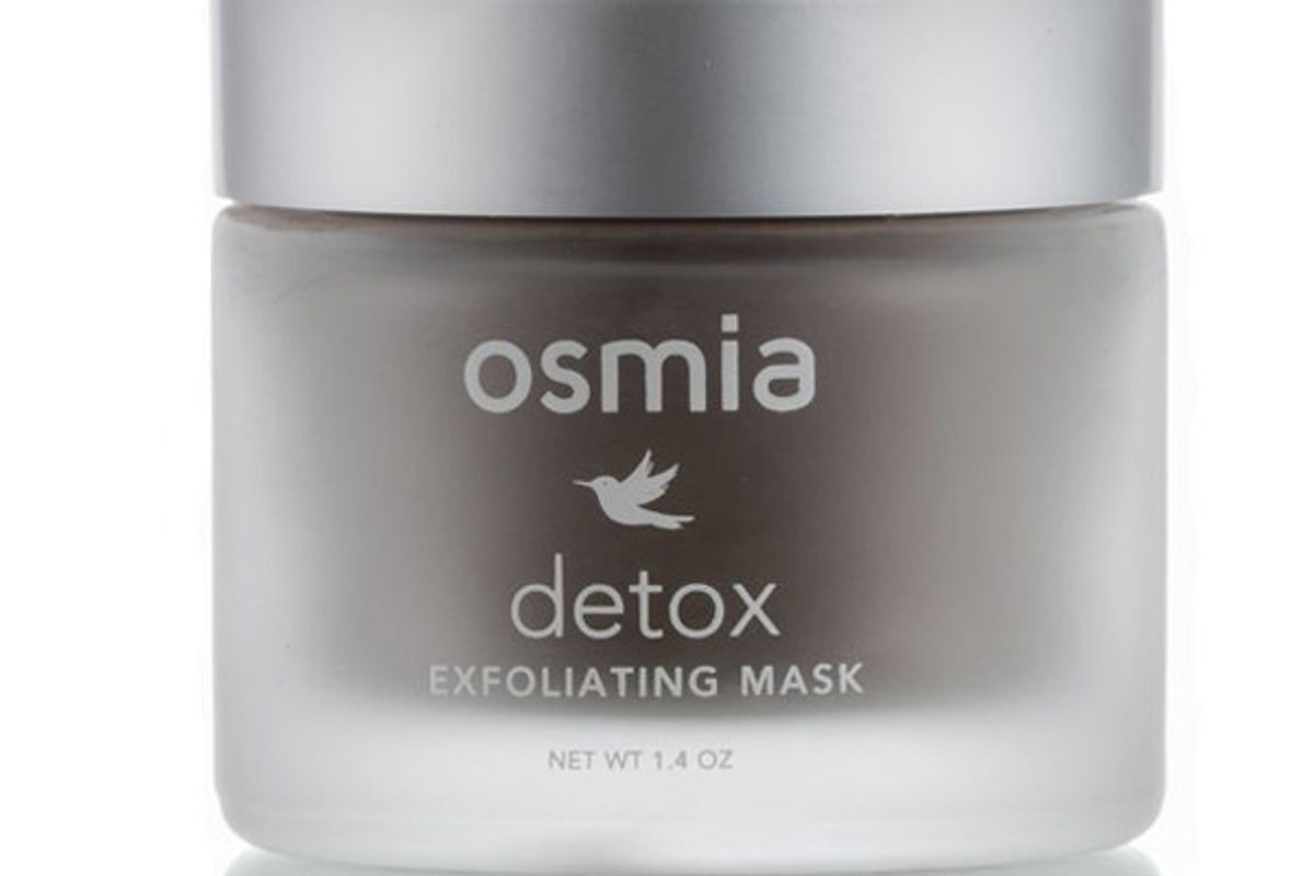 osmia detox exfoliating mask