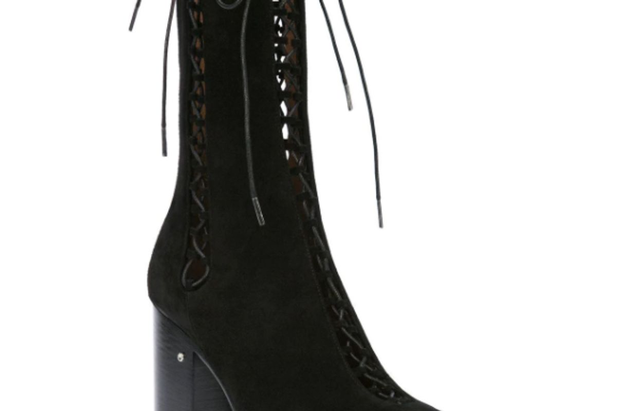 laurence dacade suzy lace up boots