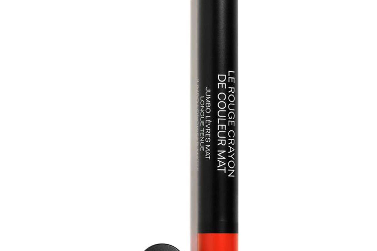 chanel le rouge crayon de couleur mat jumbo longwear matte lip crayon
