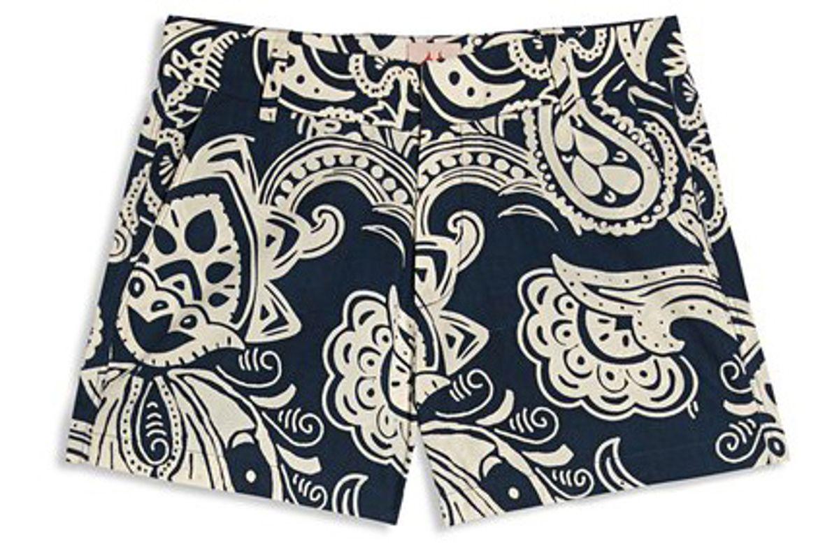 emporio sirenuse pomgranate shorts