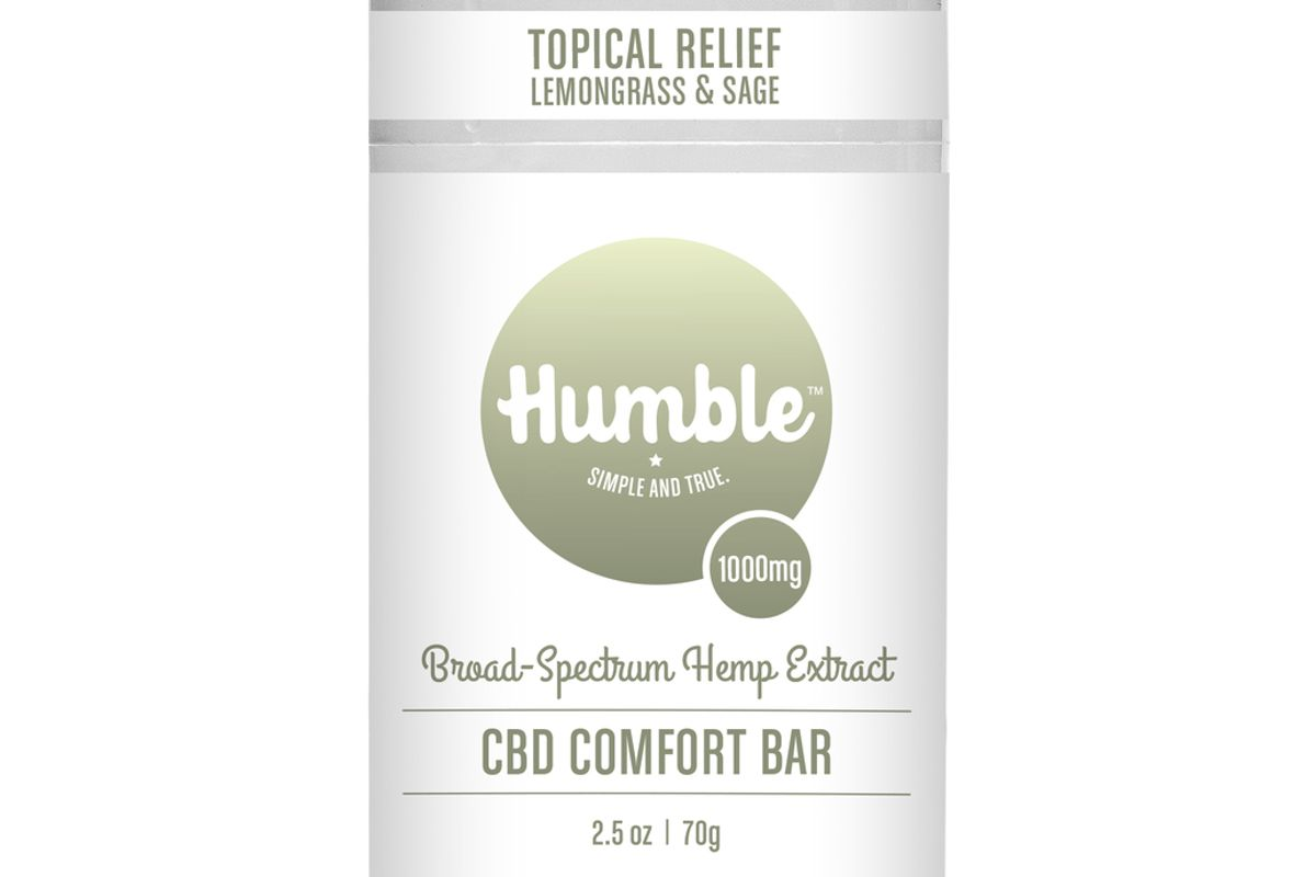 humble cbd comfort bar