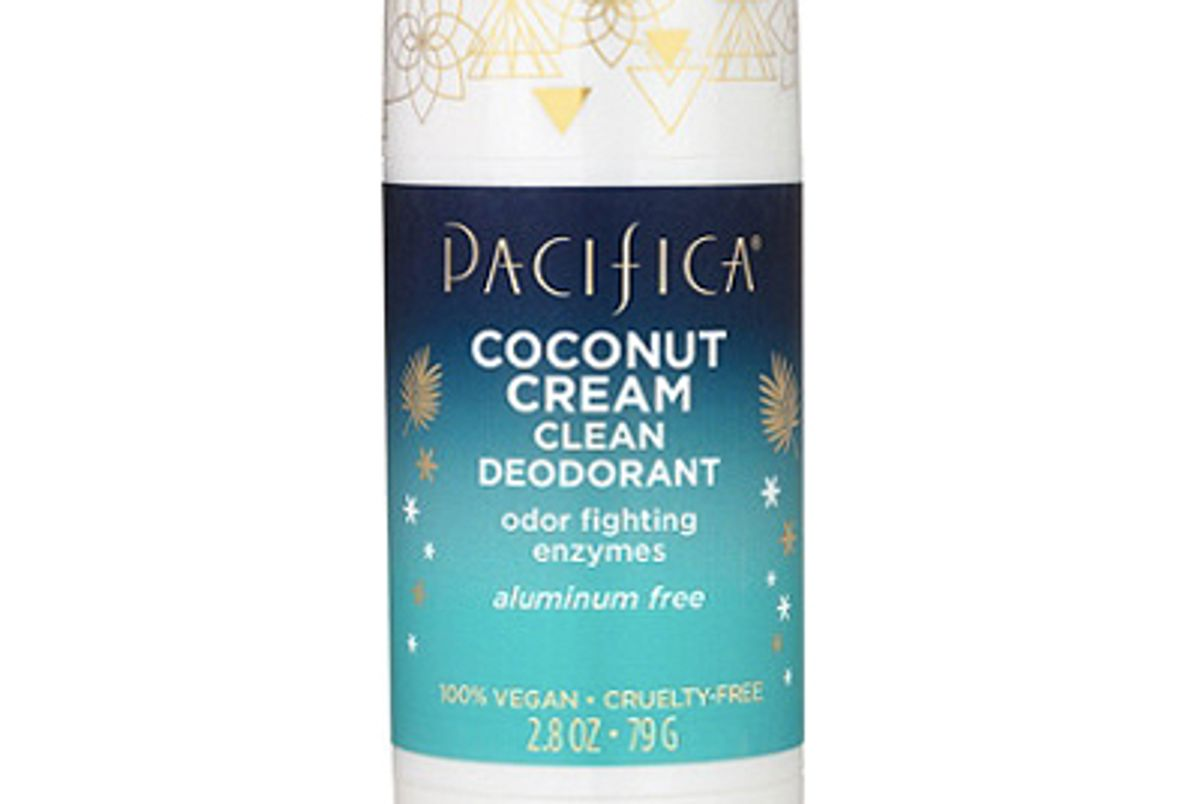 pacifica coconut cream clean deodorant
