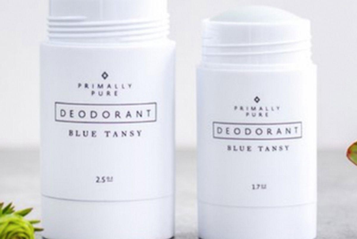 primally pure blue tansy deodorant