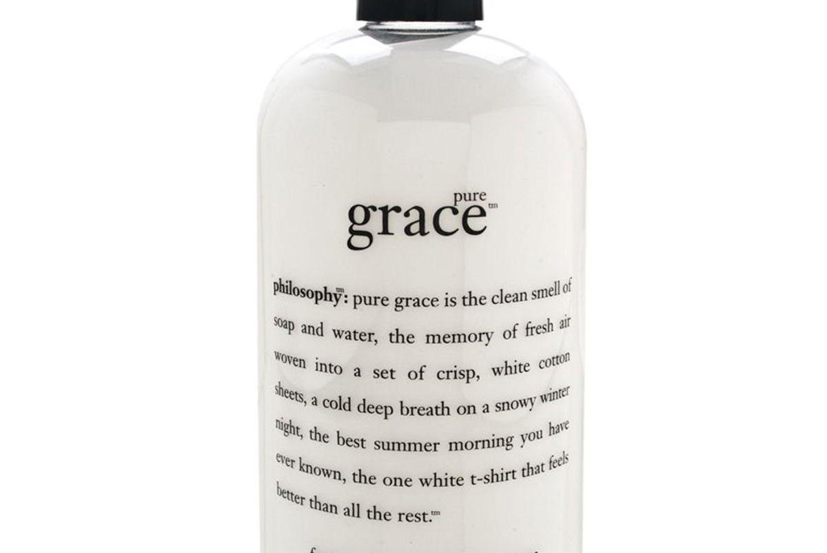 philosophy pure grace shampoo bath and shower gel 16 ounces