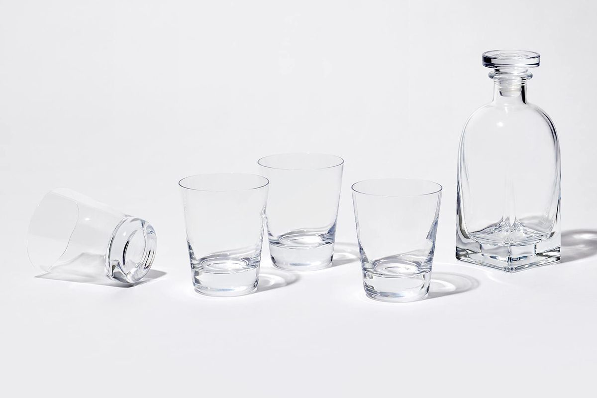 snowe whiskey set