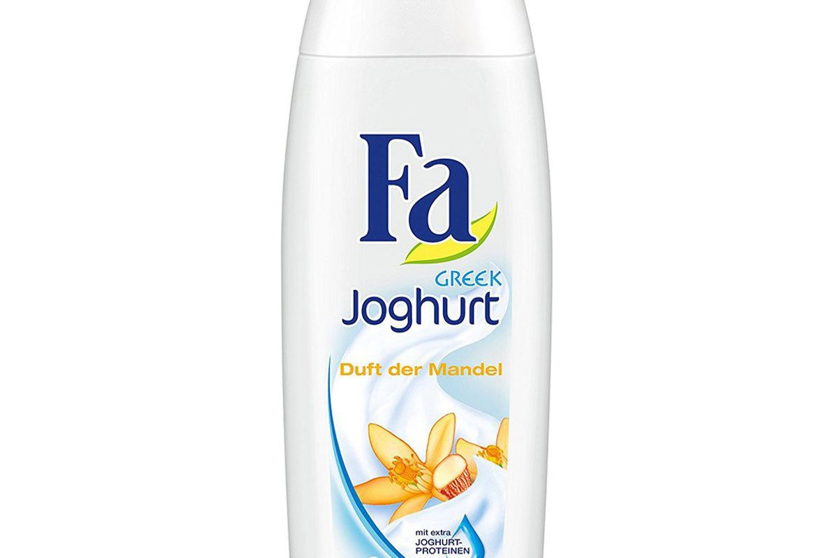 fa greek yogurt shower cream