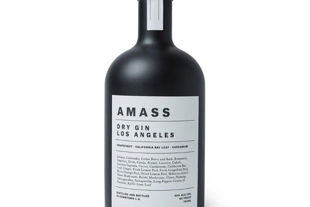 amass dry gin