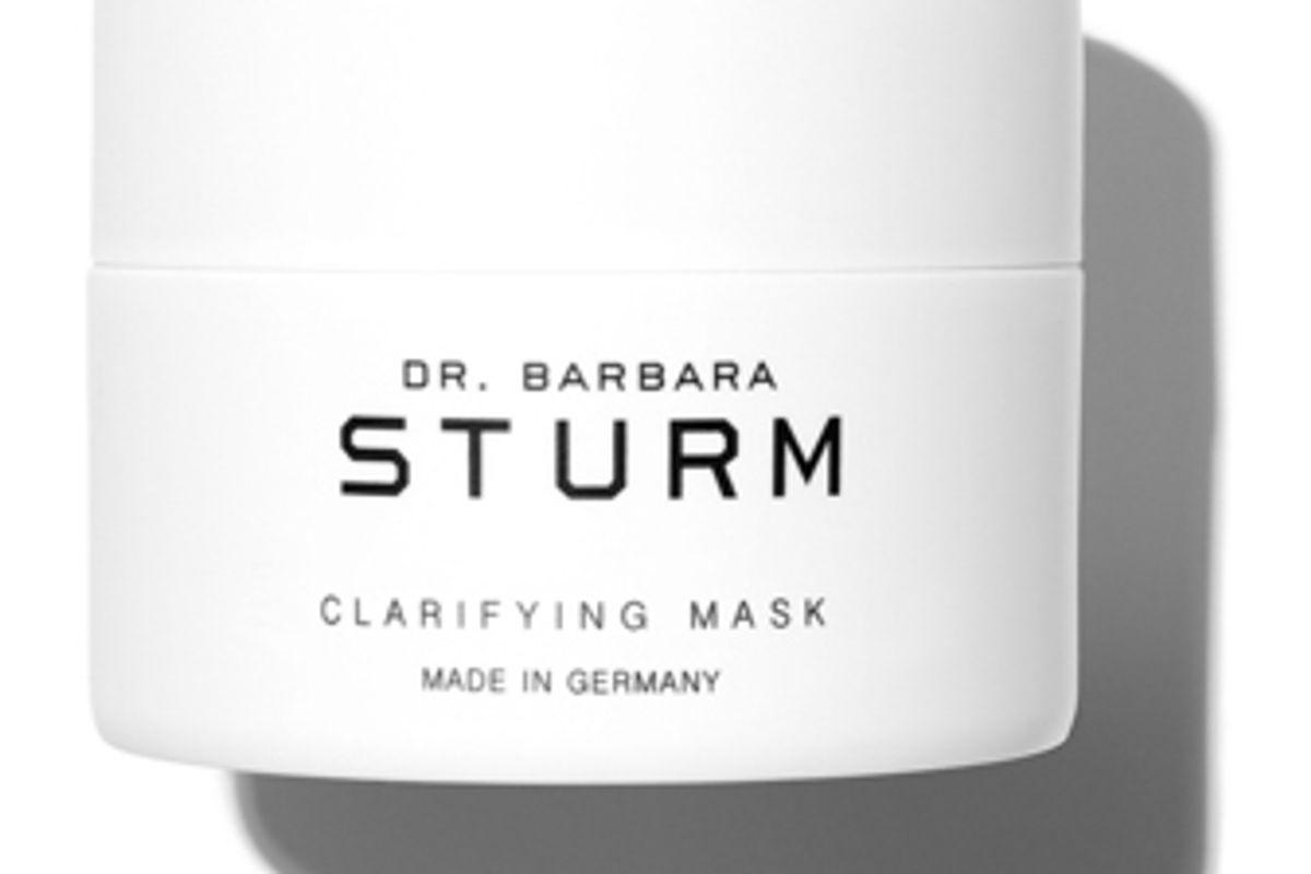 dr barbara strum clarifying mask
