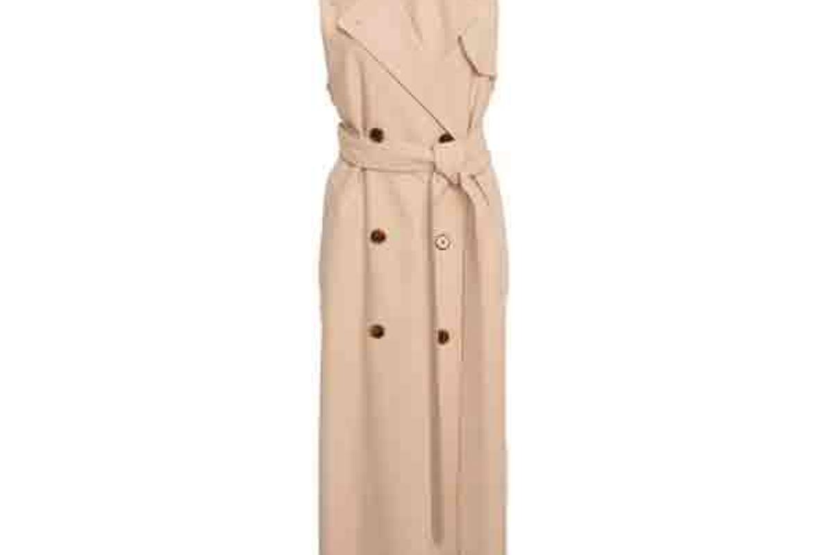 Donna Trench Wrap Dress