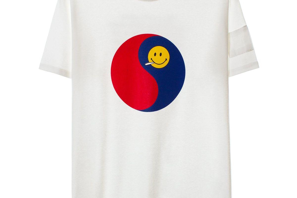sundae school smiley t shirt