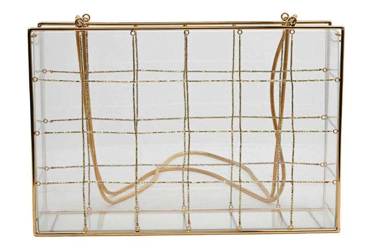 chanel cage bag