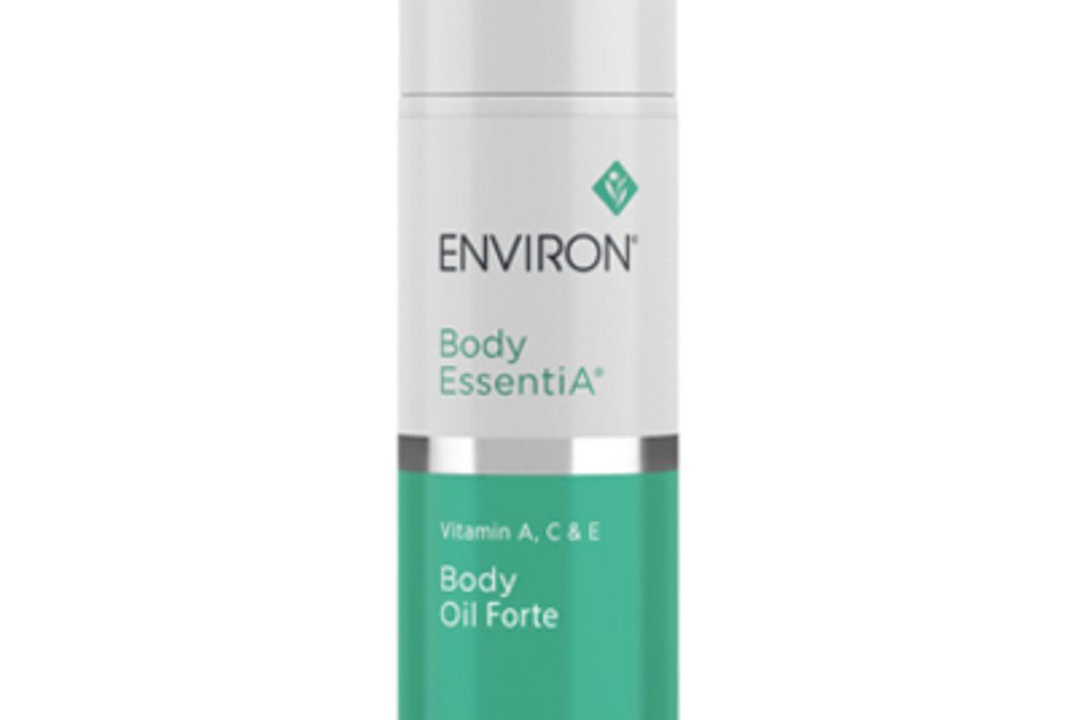 environ vitamin a c and e body oil forte