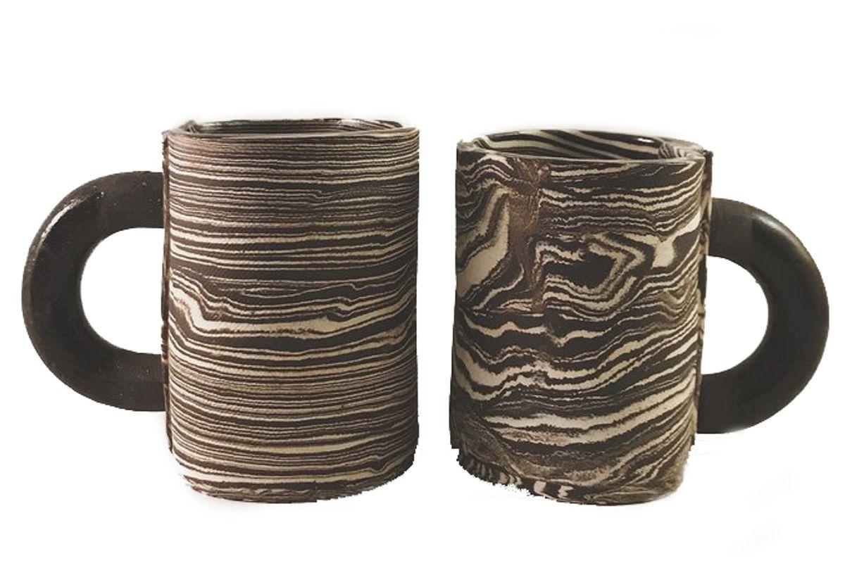 ivy ceramics canyon espresso mug
