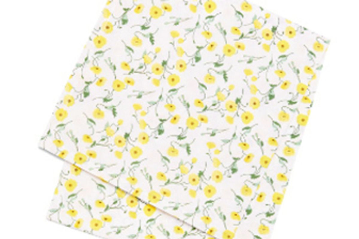 tory burch poppy oblong tablecloth