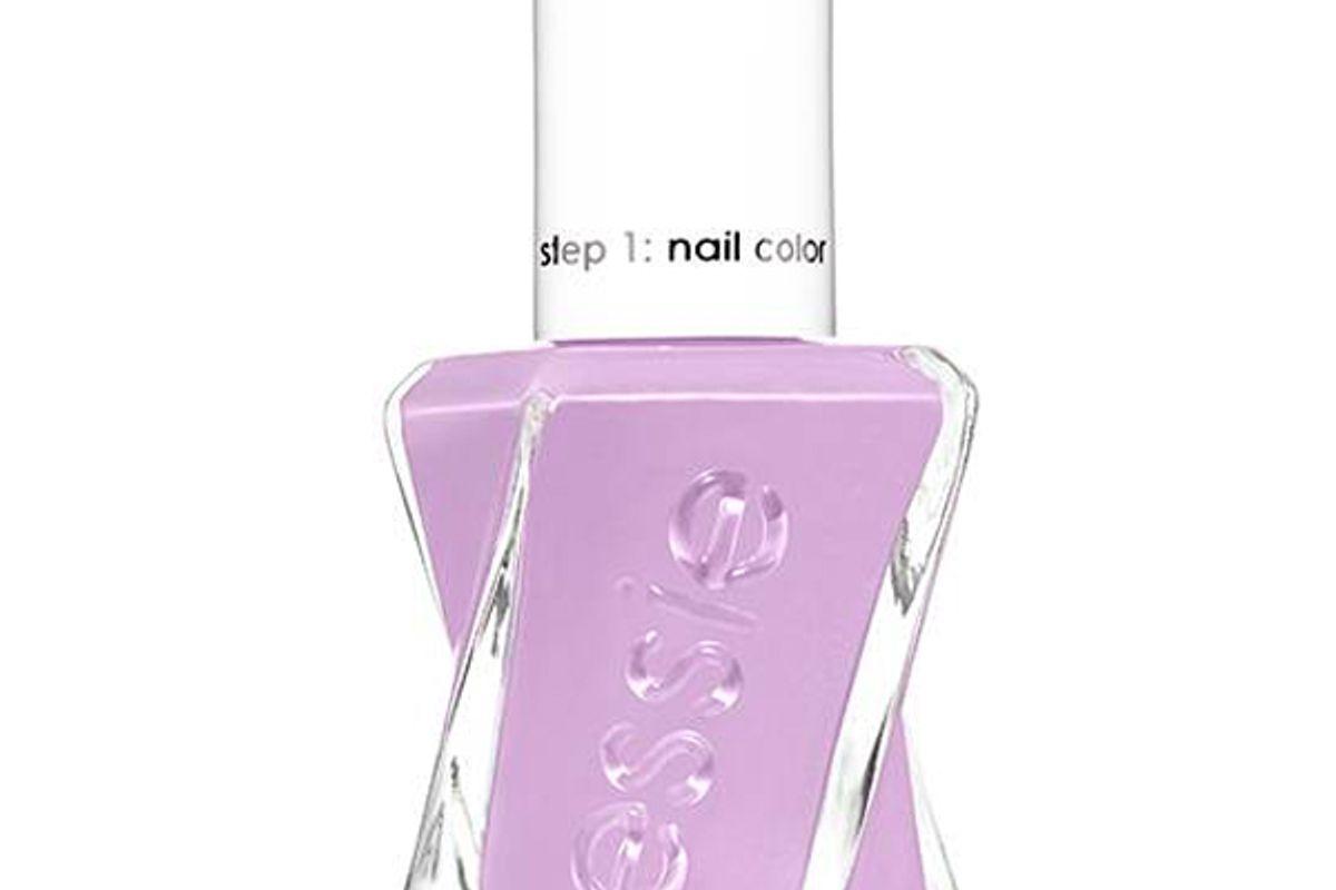 essie gel couture dress call