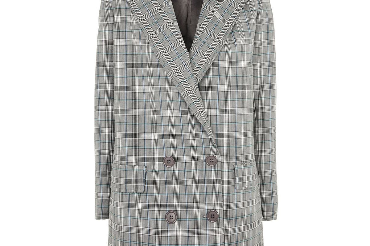 Checked Blazer by Boutique