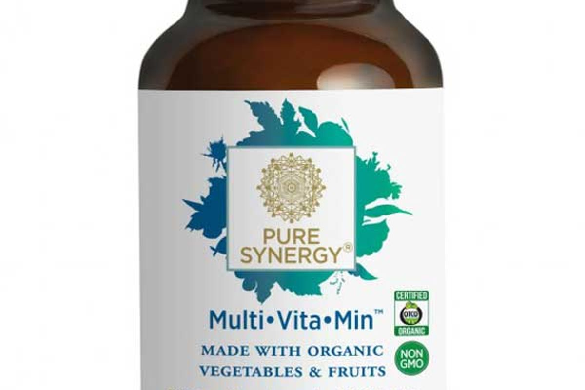 pure synergy multivitamin