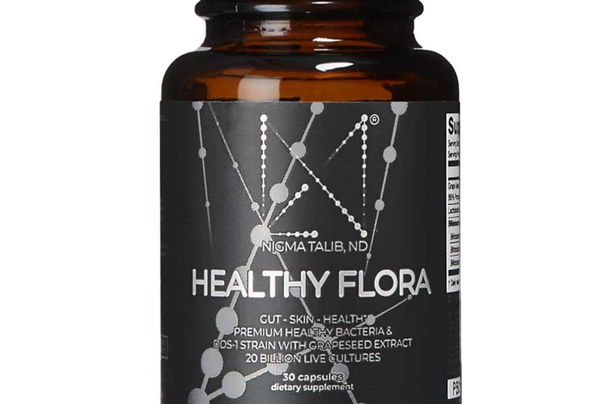 dr igma talib healthy flora